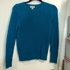 St. John's Bay Cable Knit Sweater